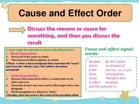 Cause and effect essay writing help, ideas, topics, examples jpg 638x479