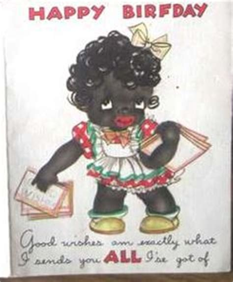 vintage greeting cards depicting african americans jpg 236x286